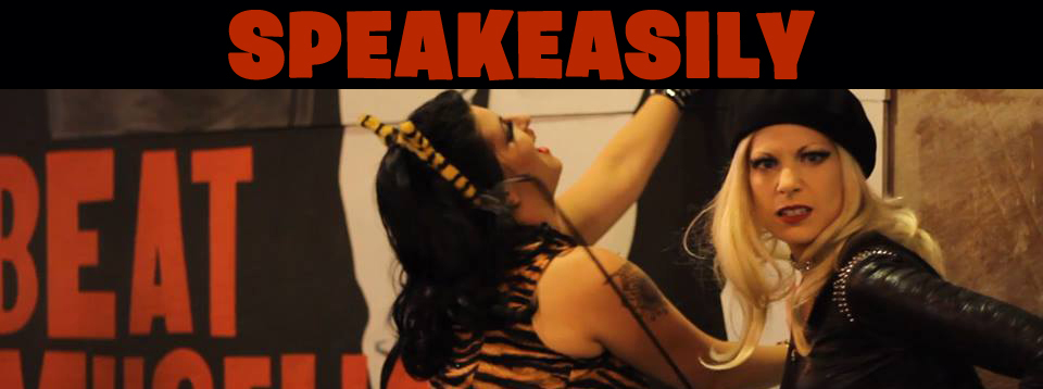 Speakeasily The Burlesque Talk Show